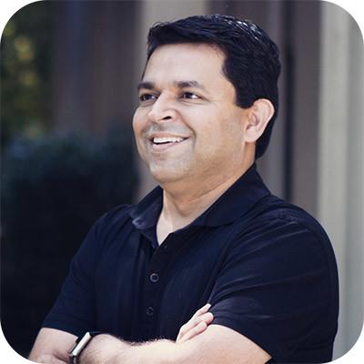 Kalpesh Kapadia. CEO @ Deserve